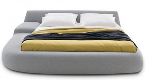 Modern Bed by Paola Navone