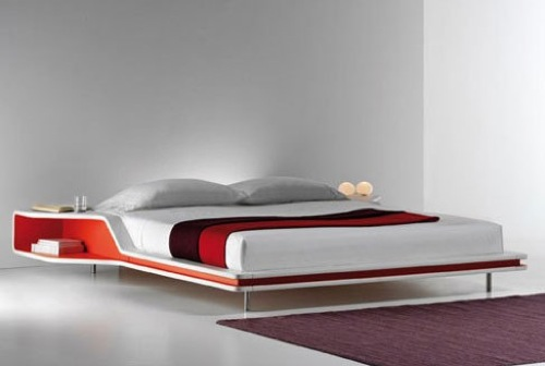 The Ayrton Bed by Ora Ito