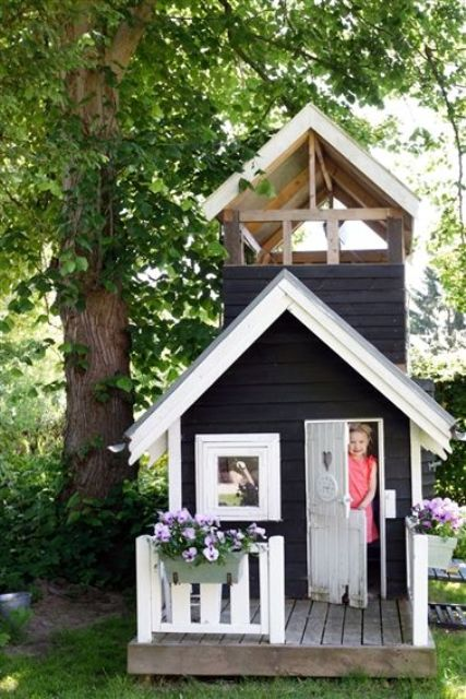 awesome-outdoor-kids-playhouses-to-build-this-summer-22