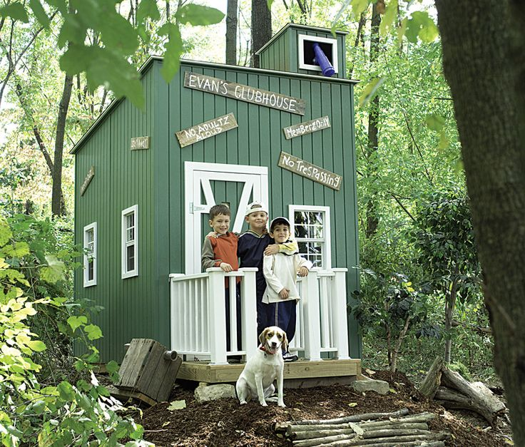 awesome-outdoor-kids-playhouses-to-build-this-summer-36