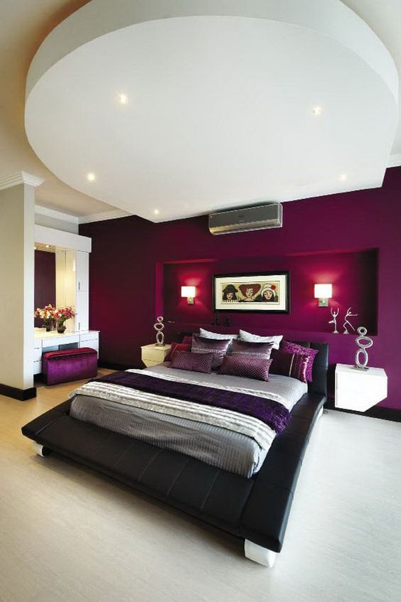 22  Great Bedroom Paint Color Ideas Pictures Interior
