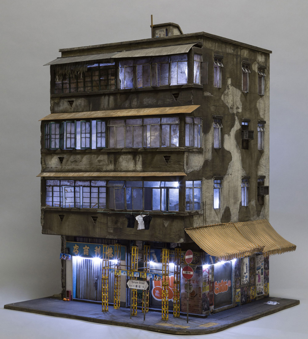 Миниатюрные здания нашего времени | Pro Handmade: http://www.prohandmade.ru/dlya-dushi/miniature-displays-of-contemporary-urban-buildings-by-joshua-smith/