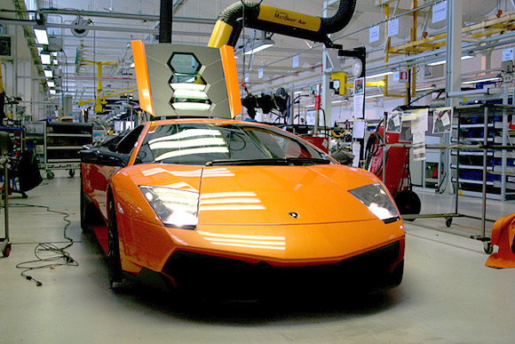 Lamborghini Ultimate Factories National Geographic