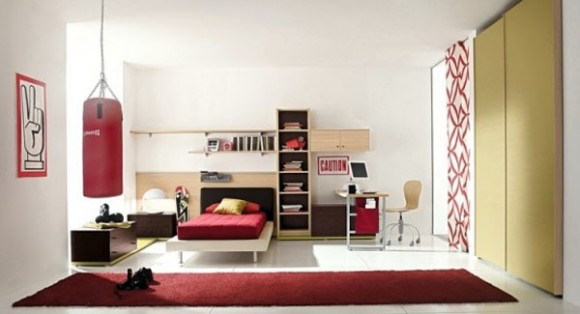 New ideas for the bedroom for him
