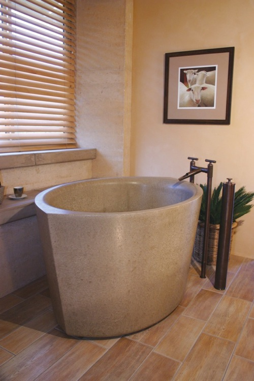 Ofuro Tub from Fantasia Showrooms