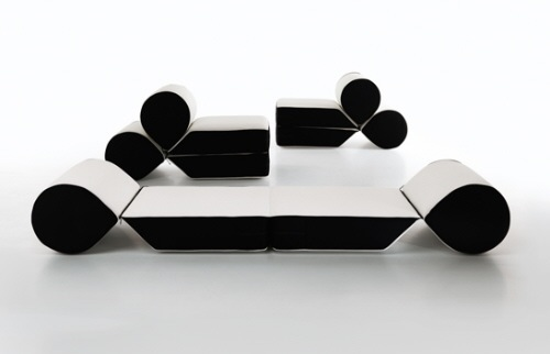 The Drop Chair-Daybed-Lounge from Cerutti Baleri
