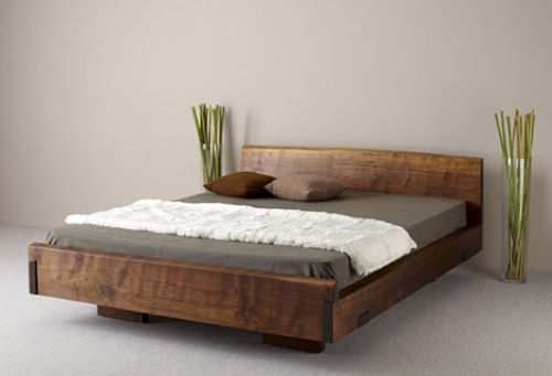 Timber Night Bed from Ign Design