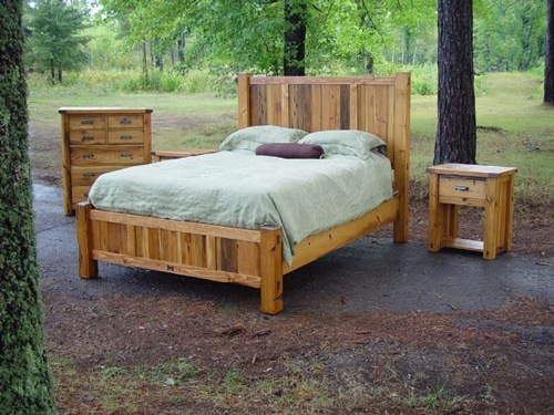 The Heritage VI Bed from Hitch Exclusives