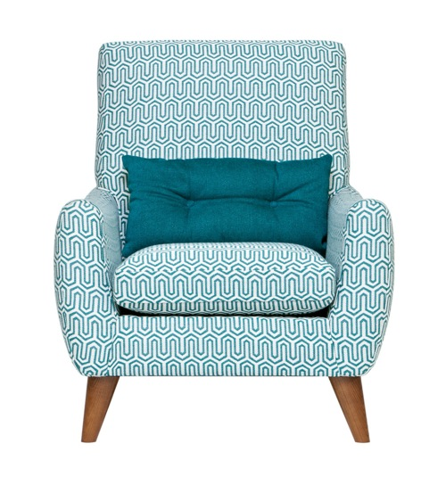 Anton Accent Chair from Cousins Furniture UK