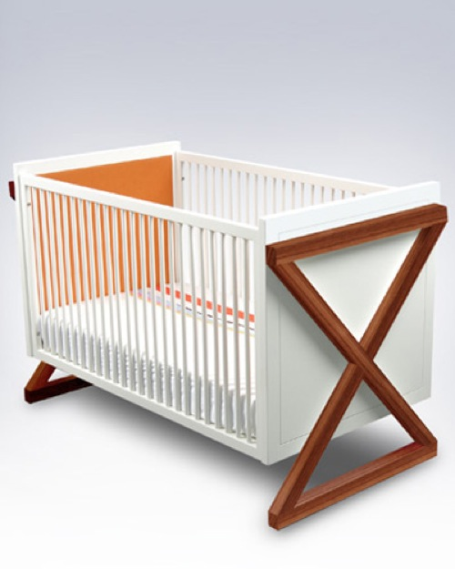 The Earth-Friendly Campaign Crib from DucDuc NYC