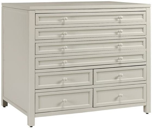Martha Stewart Living Craft Space Eight-Drawer Flat-File Cabinet