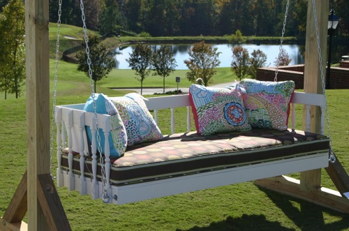 Sleep Swing by Willis Custom Craft
