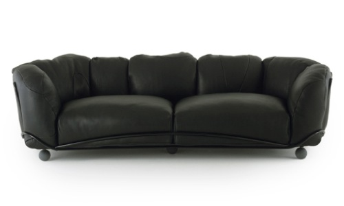 Corbeille Sofa with Extra Cushions