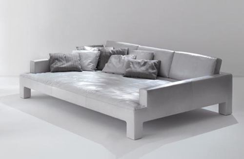 Permanent Sofa Bed by Laurameroni