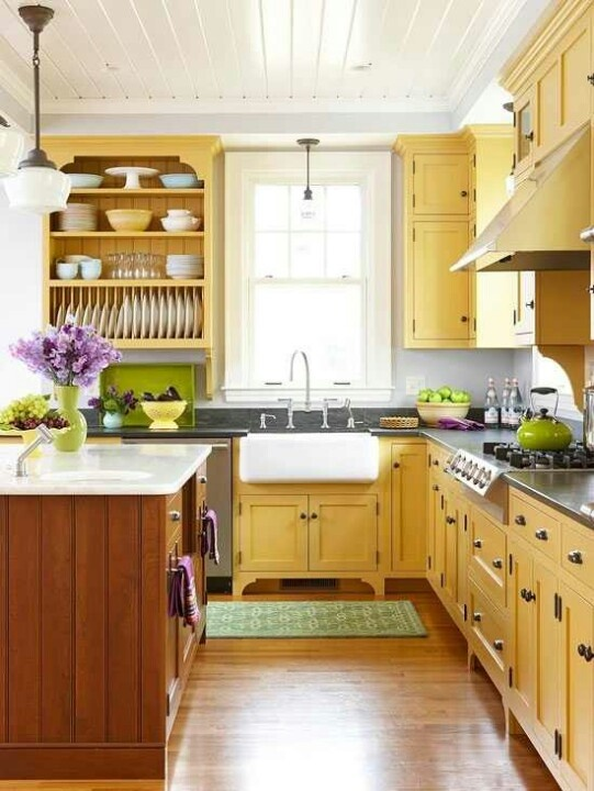 cheerful-summer-interiors-green-and-yellow-kitchen-designs-2
