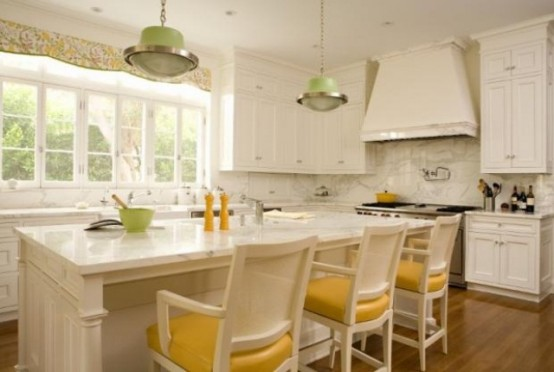 cheerful-summer-interiors-green-and-yellow-kitchen-designs-9