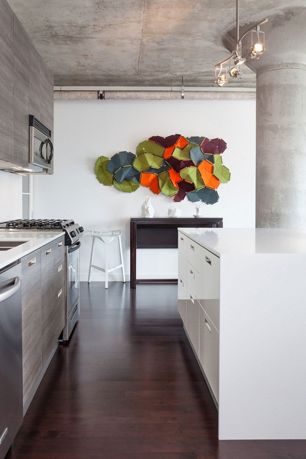 modern-loft-interior-design-kitchen-3D-colorful-wall-decoration