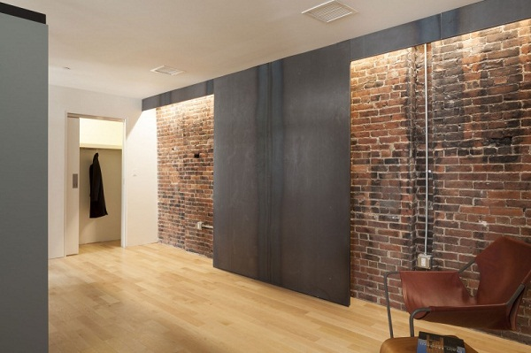 wall-design-ideas-modern-home-decoration-bricks-wood-pannel-combination-Hayden-Building