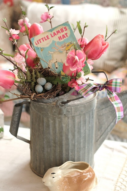 charming-vintage-easter-decor-ideas-6