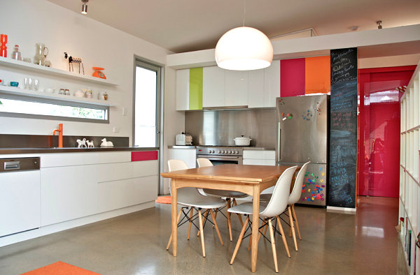 Stainless-steel-multicolored-modern-kitchen