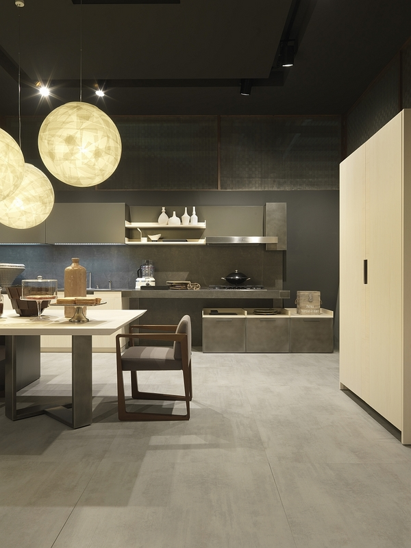 contemporary-Italian-kitchen-design-urban-chic-kitchen-Pedini