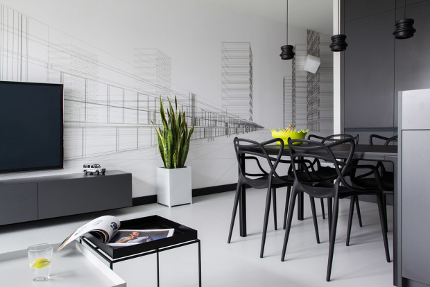 minimalist-masculine-apartment-with-neon-details-and-geometric-decor-1