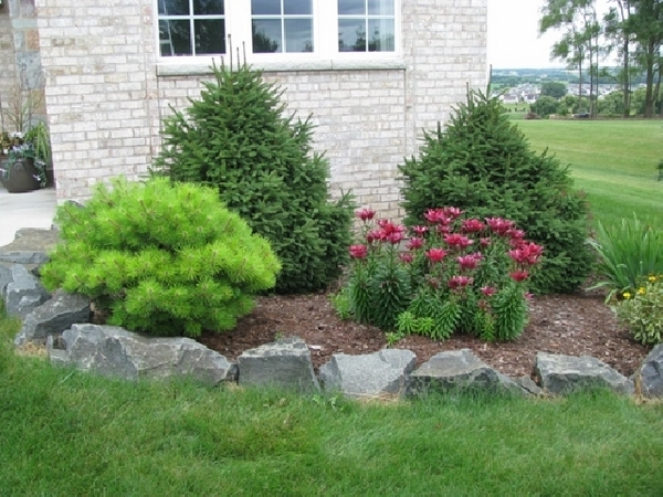 flower-beds-stone-edging-natural-stones