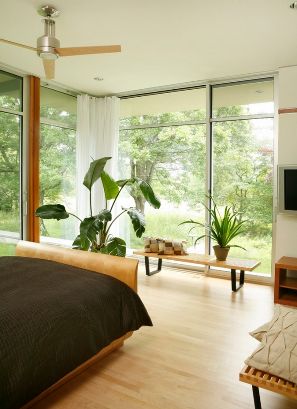 modern-bedroom-house-plants-interior-decoration-accents