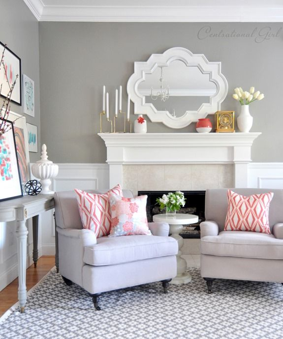 grey-and-coral-home-decor-ideas-16