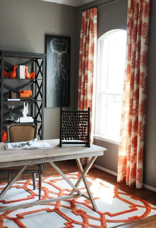 grey-and-coral-home-decor-ideas-20