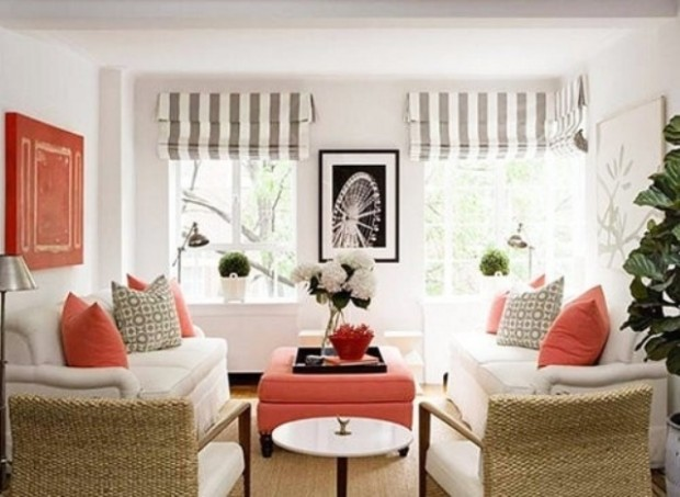 grey-and-coral-home-decor-ideas-22