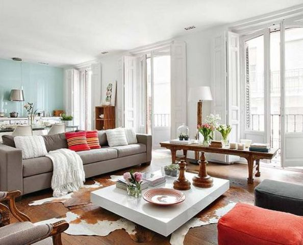 grey-and-coral-home-decor-ideas-23