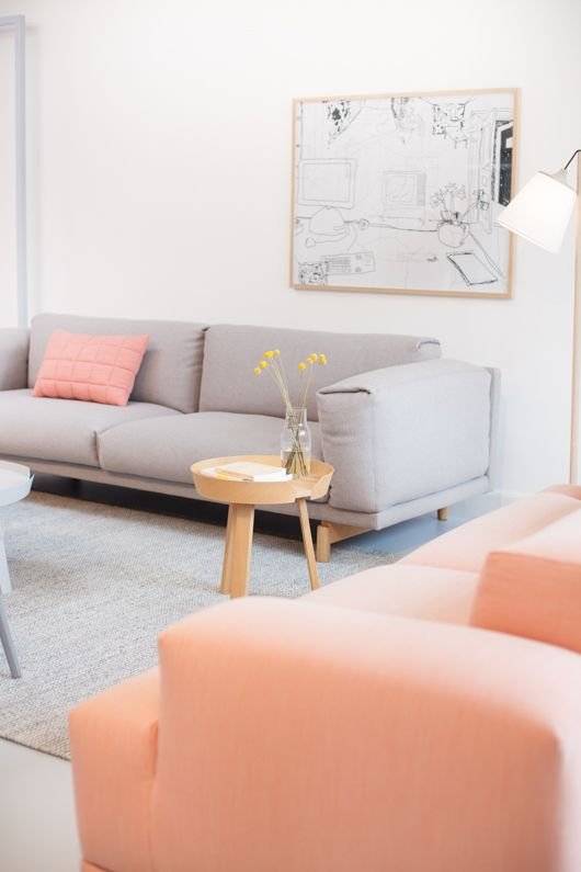 grey-and-coral-home-decor-ideas-29