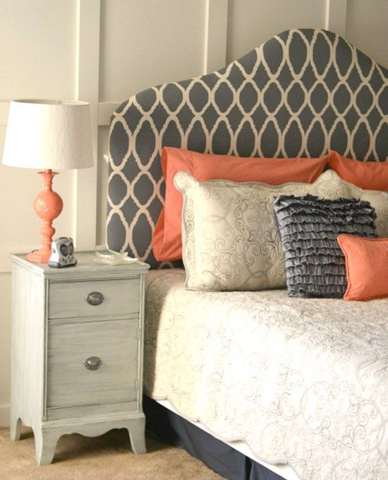 grey-and-coral-home-decor-ideas-4