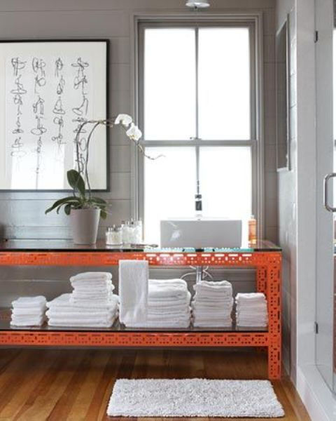 grey-and-coral-home-decor-ideas-8
