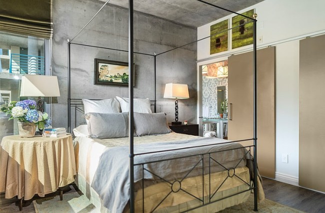 eclectic-dwell-loft-in-chocolate-beige-and-grey-12