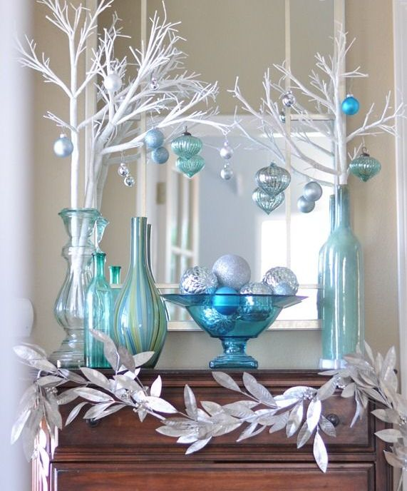 charming-silver-and-blue-christmas-decor-ideas-5