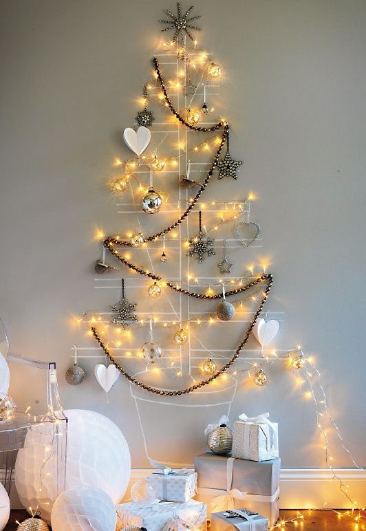 creative-hristmas-decor-ideas-for-small-spaces-19