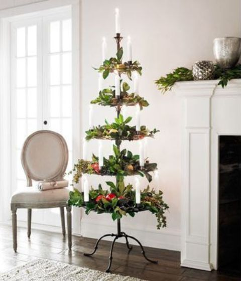 creative-hristmas-decor-ideas-for-small-spaces-26