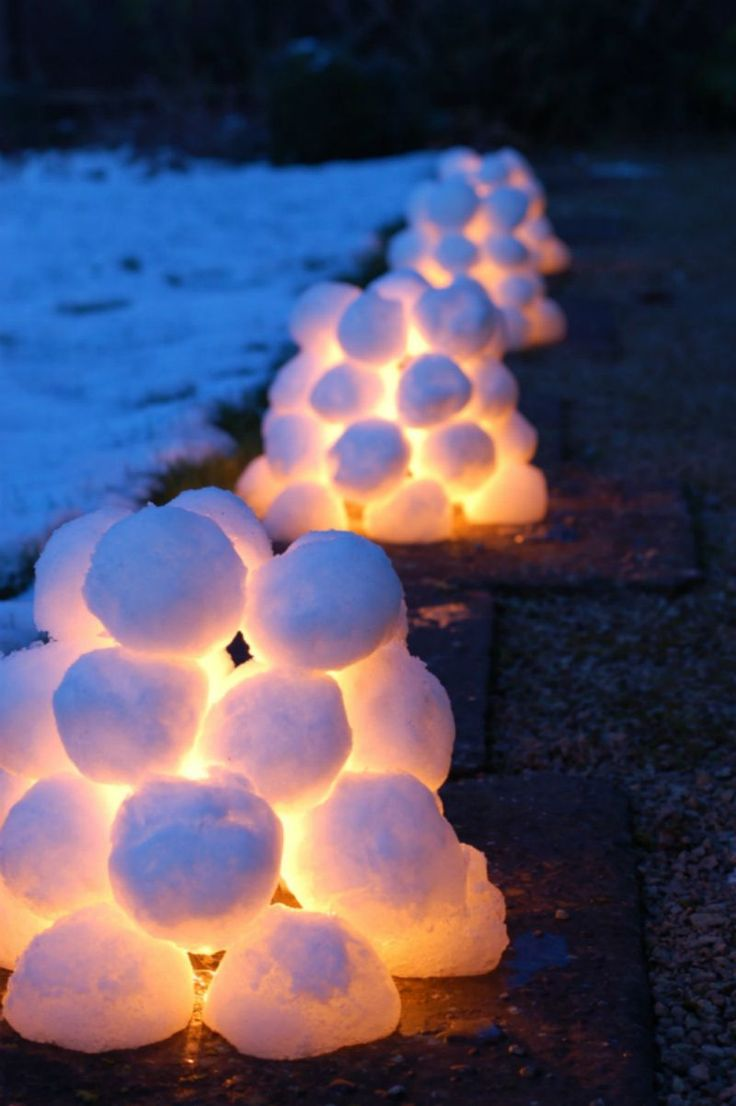 cute-snowball-decor-ideas-for-winter-holidays-20