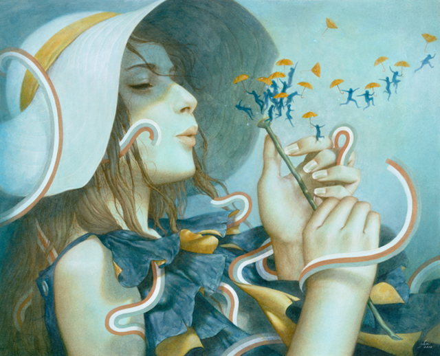 Surreal-Illustrations-of-Young-Women-10