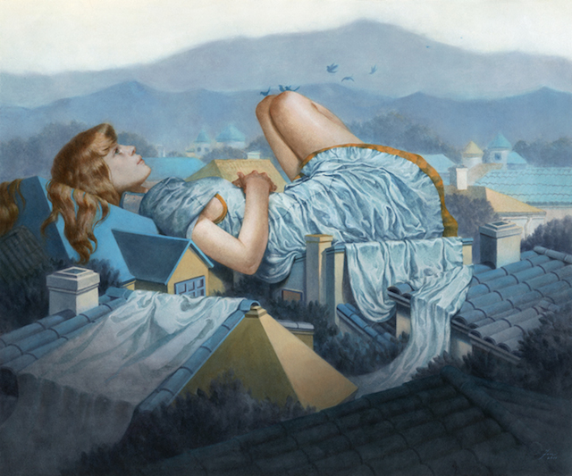 Surreal-Illustrations-of-Young-Women-16