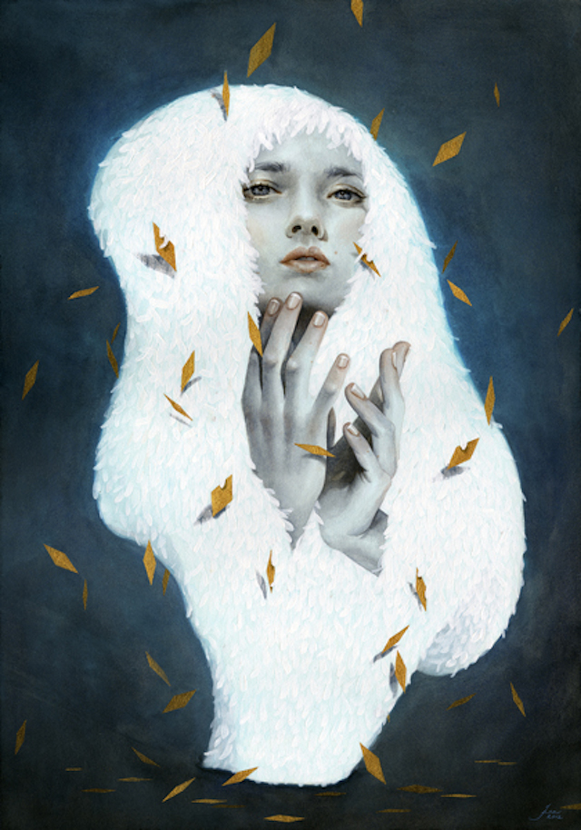 Surreal-Illustrations-of-Young-Women-8