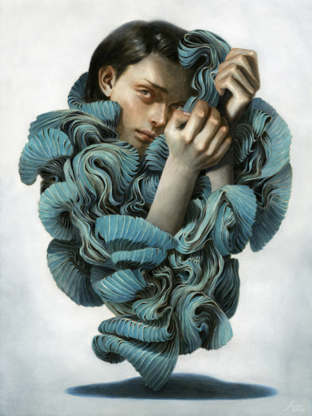 Surreal-Illustrations-of-Young-Women-9