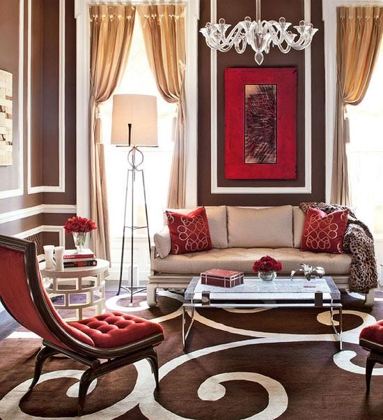how-to-accentuate-your-living-room-with-marsala-ideas-10