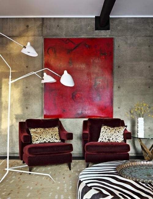 how-to-accentuate-your-living-room-with-marsala-ideas-6