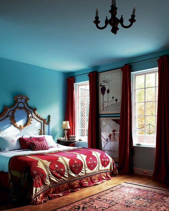 how-to-decorate-your-bedroom-with-marsala-17