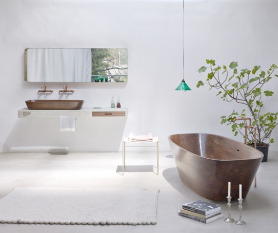 refined-and-polished-wooden-shell-bathtub-3