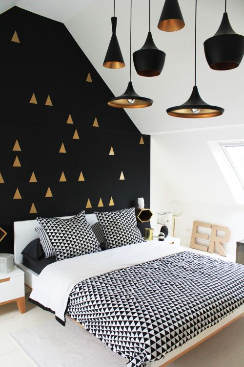 trendy-and-eye-catching-geometric-and-bedroom-decor-ideas-1