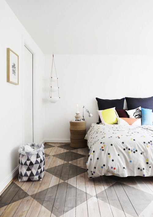 trendy-and-eye-catching-geometric-and-bedroom-decor-ideas-15
